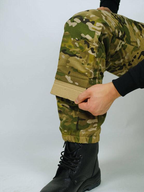 Клапан для усиления наколенника в брюках INRUSKA TWIN — магазин всегорки.рф
