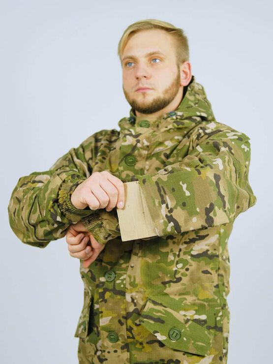 Клапан для усиления налокотника в куртке INRUSKA TWIN — магазин всегорки.рф