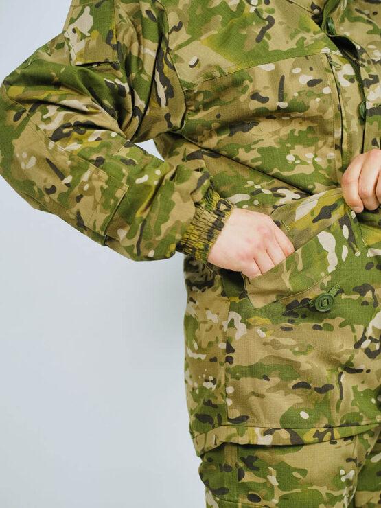Нижний боковой карман в куртке INRUSKA TWIN — магазин всегорки.рф