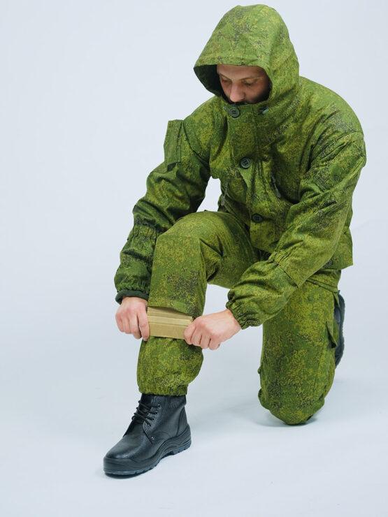 Пыльник внизу штанин - костюм INRUSKA TWIN