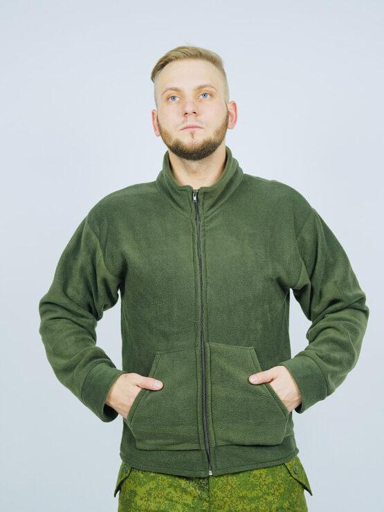 Флисовая куртка (спереди) — Костюм INRUSKA TWIN
