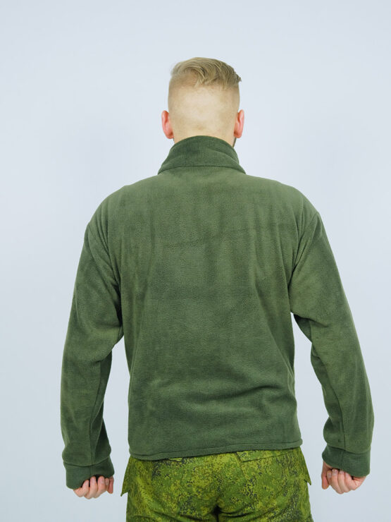 Флисовая куртка (со спины) — Костюм INRUSKA TWIN