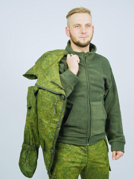 Флисовая куртка с курткой — Костюм INRUSKA TWIN