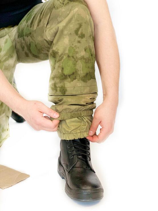 """Летний костюм """"Горка 5"""", сорочка, мох (пыльник внизу штанин) — магазин всегорки.рф"""